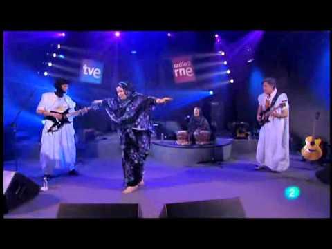 RTVE Mariem Hassan مريم منت الحسان