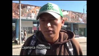 Toman Universidad Nacional de Cajamarca no dejarán ingresar al rector 2016