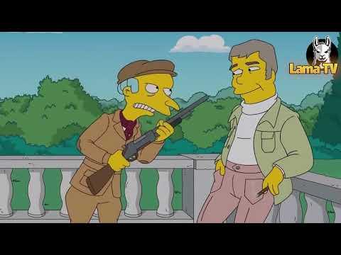 Симпсоны #2 Смешные моменты, приколы HD(Домик ужасов)