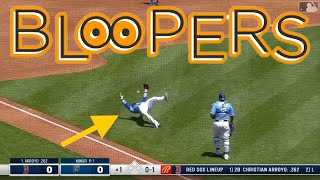 MLB \\\\ Bloopers and Errors June 2021