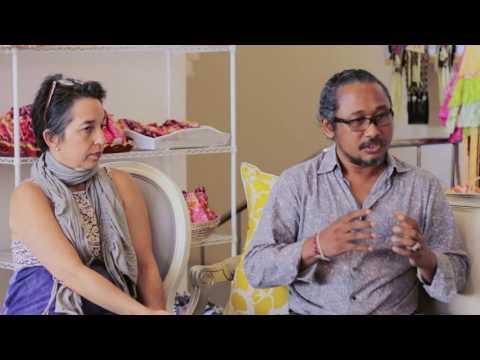 Patrick Woodcraft interviews Artha & Andrea - Bali Eco Legends