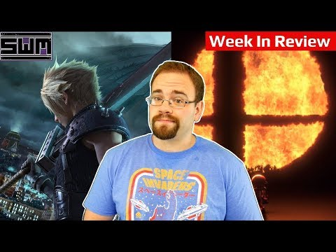 Smash Bros Switch Release Window, FF7 Remake Trrouble, Capcom And Your Comments | News Wave WIR