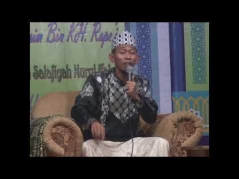 Ceramah KH ZAENAL ARIFIN, Rangkas Lebak-Banten (Bhs. Sunda)