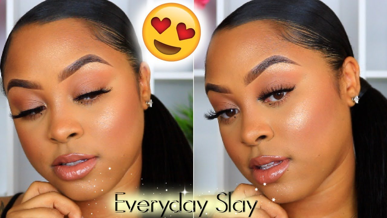 Everyday Slay | Go-To Makeup Routine