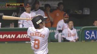 2019年8月21日 埼玉西武対北海道日本ハム 試合ダイジェスト