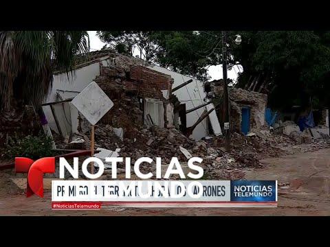 Noticias Telemundo, 13 de septiembre de 2017 | Noticiero | Noticias Telemundo