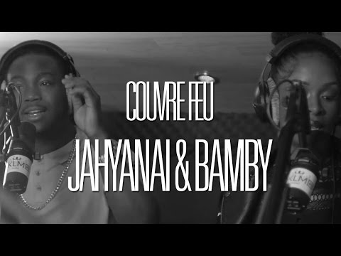 JAHYANAI & BAMBY Freestyle dans COUVRE FEU sur OKLM Radio