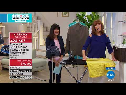 HSN | Laundry Room Solutions 04.03.2018 - 05 PM