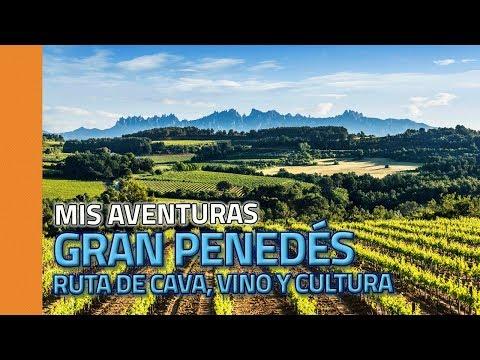 Ruta de vino, cava, patrimonio y aventura en el gran Penedés catalán - DO Penedés y DO Cava