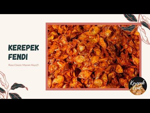 Resep Keripik Ubi Pedas Manis from YouTube · Duration:  2 minutes 43 seconds