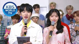 Interview with TOO [Music Bank / 2020.04.03]