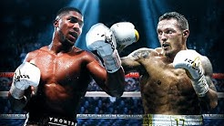 Joshua vs Usyk | The Undisputed King of Boxing! [2020]