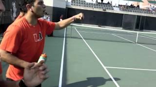 Miami vs FSU tennis