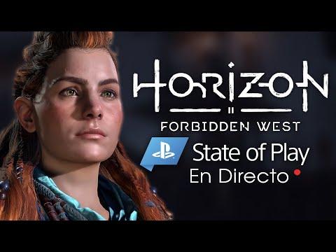 PRESENTACIÓN HORIZON 2 FORBIDDEN WEST (STATE OF PLAY)