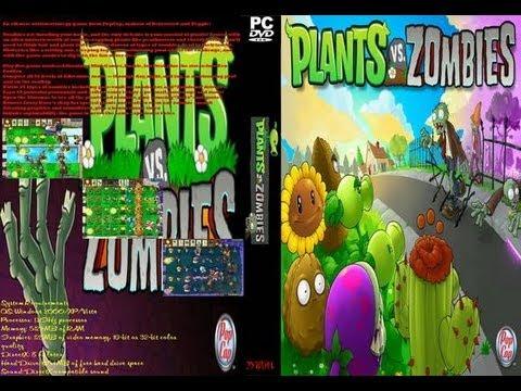 descargar plantas vs zombies full pc
