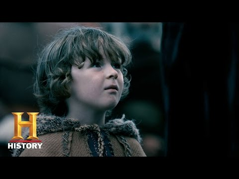 Vikings: Aethelwulf's Pilgrimage Begins (S4, E6) | History