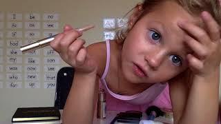 How to look like a ballerina - makeup tutorial