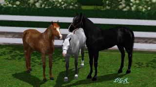 Sims 3 Horses| Постройка конюшни | Рыжее Величество