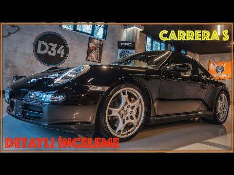 "PORSCHE 911 Carrera S ""LE"" Detaylı İnceleme"