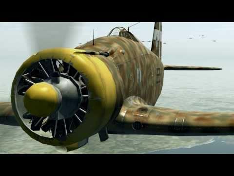 Cliffs Of Dover Trailer (IL-2 Sturmovik)