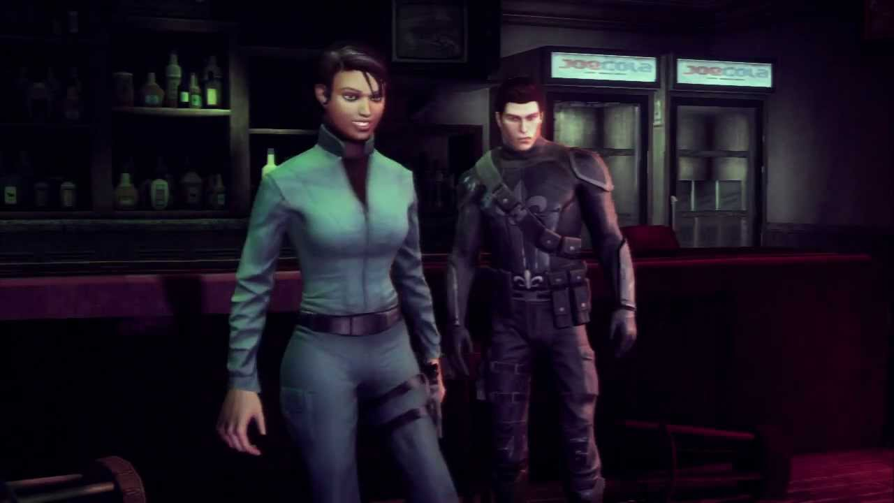 Download Saints Row IV - From Asha With Love: Asha Odekar History Cutscene, Black Ops Action PS3