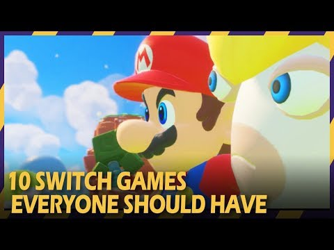 10 games every Nintendo Switch owner should have
