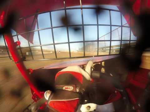 Heat race Valentine Speedway 5/28/16