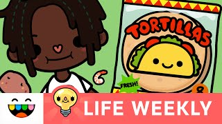 ✦ Can you cook ALL Recipes in Toca Life: City?! ✦ | Life Weekly | @TocaBoca