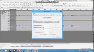 Видео Урок как убрать шумы через AudaCity