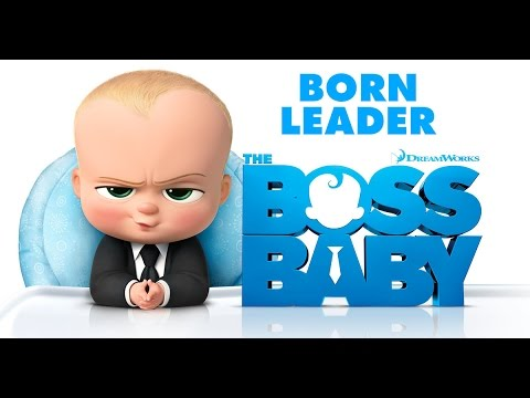 The Boss Baby 2017 Movie Trailer By Raihan Mahamud Youtube