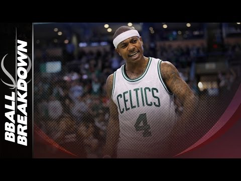 Isaiah Thomas Incredible 29 Points In 4th Quarter vs Heat
