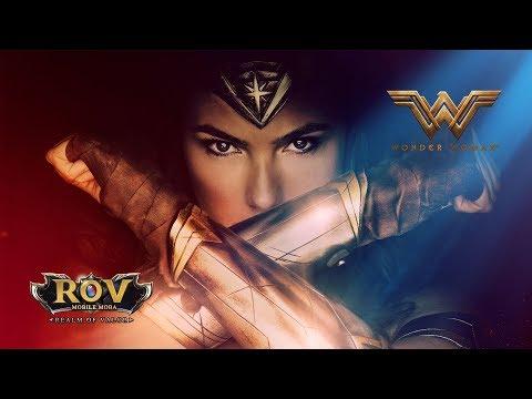 [LIVE] ROV #n75 - 2   Wonder Woman ฮีโร่ที่โหดที่สุดใน DC!!