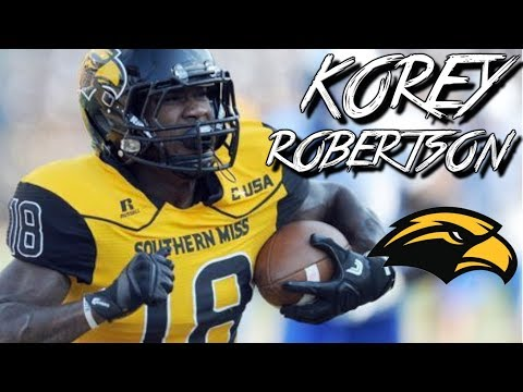 Korey Robertson
