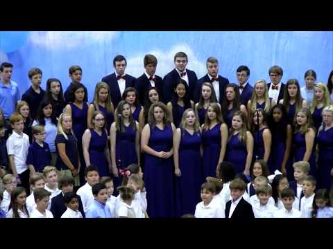 """13. 10-13-17: Grandparents Day - Lakeview Academy Performs """"Circle of Life"""""""