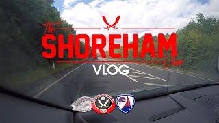 Shoreham View 2015/16 Vlog 1 Sheffield United VS Chesterfield