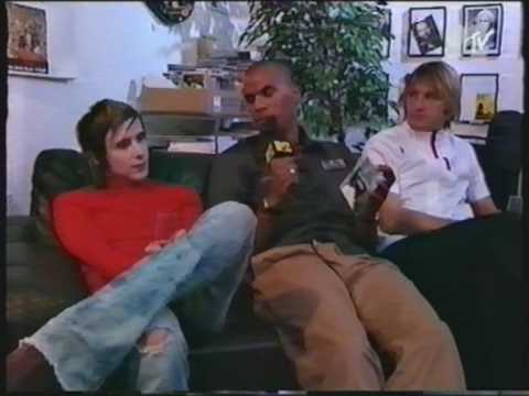 Sneaker Pimps interview 1999 (Part 1)