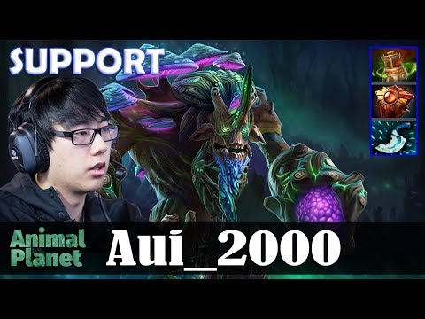 Aui_2000 - Treant Protector Offlane | SUPPORT | Dota 2 Pro MMR Gameplay