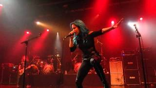 Metal Alliegiance  - Last Caress {Best Buy Theater NYC 9/17/15}