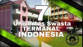 7 UNIVERSITAS SWASTA TERMAHAL DI INDONESIA