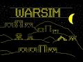 Let's Try Warsim - (Text Based Kingdom Management Game)