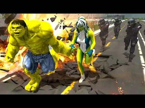 Monster Hero Battle For Love How Superhero Love Story Incredible Monster Hero City Rescue Mission