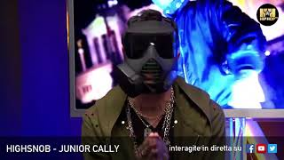 Junior Cally Highsnob e i rapper falsi 🇮🇹