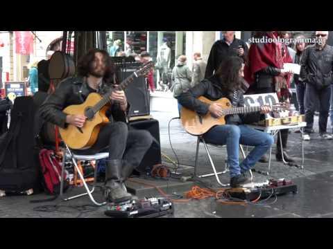 street musicians around the world, part 2