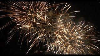 Navalis 2017 - fireworks