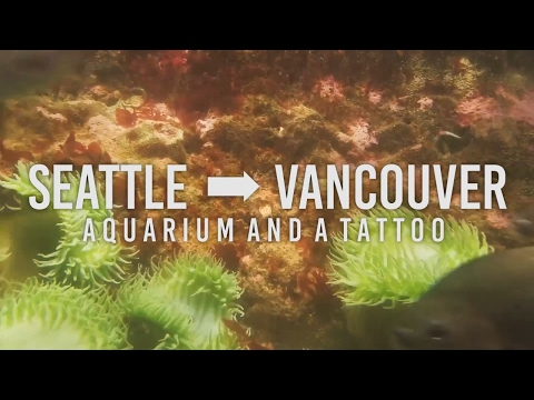 Pacific Northwest Vlog Part 2 - I got a tattoo in Vancouver!