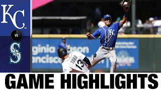 Royals vs. Mariners Game Highlights (8/28/21)