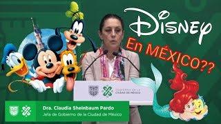 Un Disney En MÉxico !!!