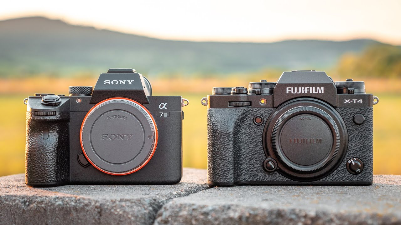 Sony A7iii Or Fuji X T4 Which One To Pick 4k Shooters