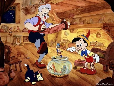 Pinokyo Hikayesi Dinle   Pinokyo Masalı   Pinokyo Dinle