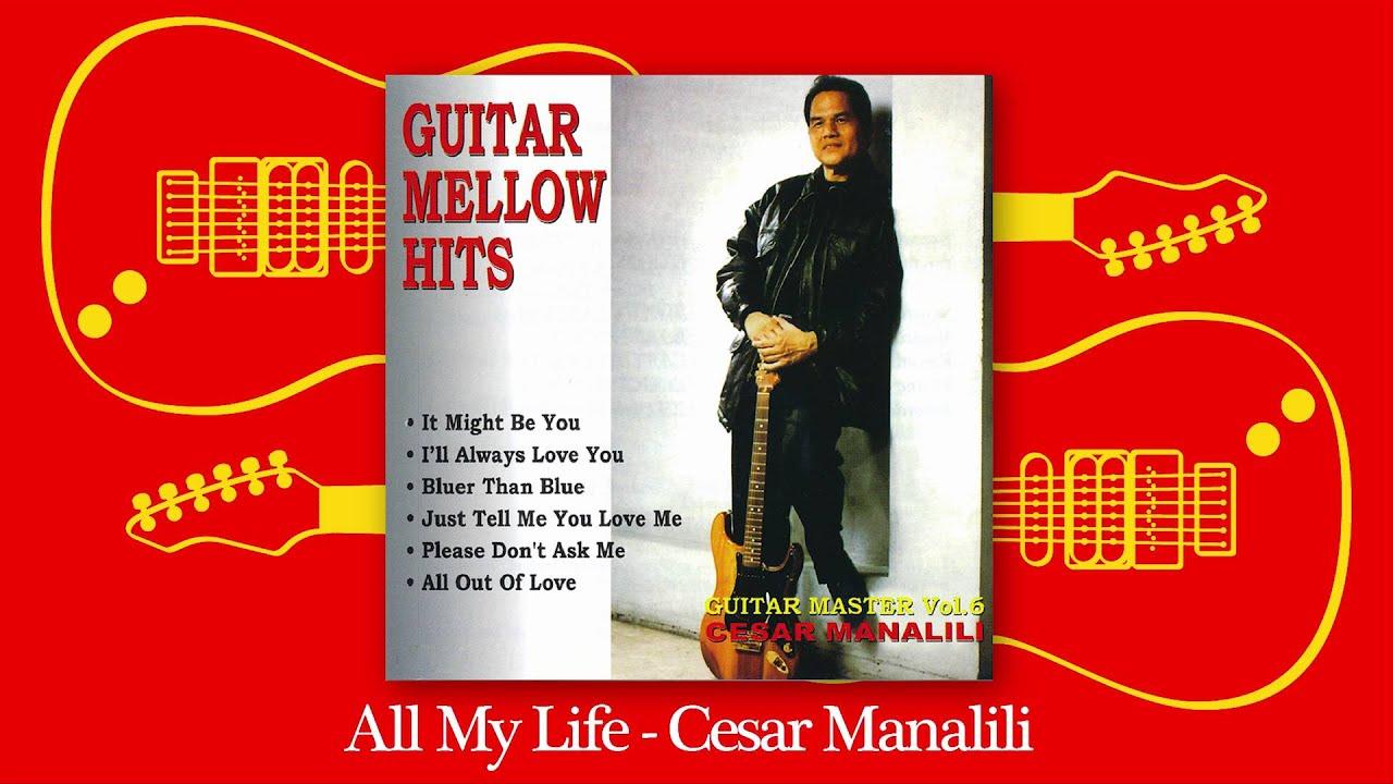 Cesar Manalili All My Life Chords Chordify